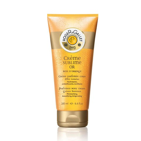Roger&Gallet Bois d'Orange Creme Sublime OR Body Cream 200ml
