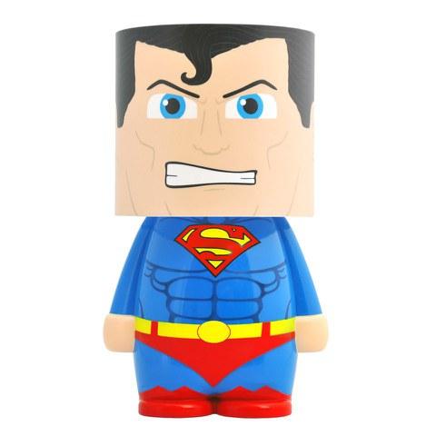 Lamparita Look-ALite LED Superman DC Comics