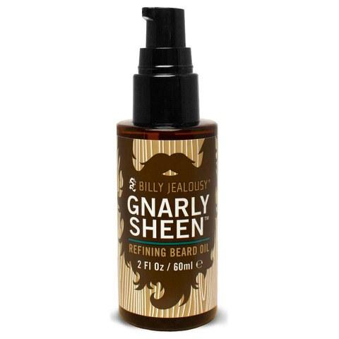 Billy Jealousy Gnarly Sheen Refining Beard Oil (60ml)