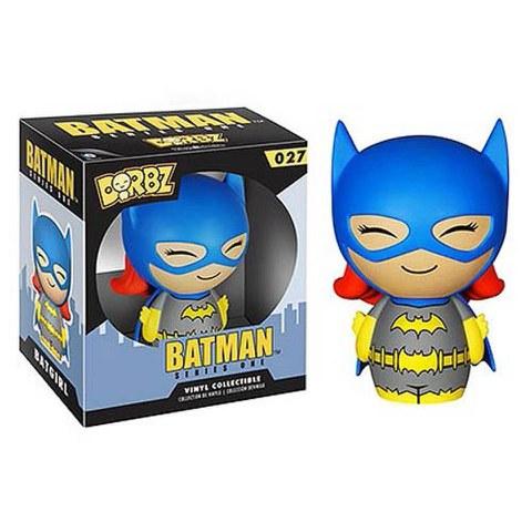 DC Comics Batman Batgirl Vinyl Sugar Dorbz Series 1 Action Figure