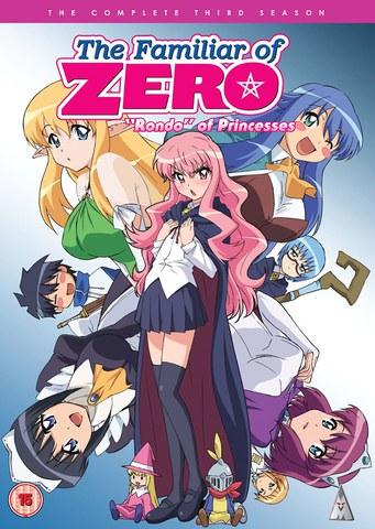 Familiar Of Zero S3 Collection