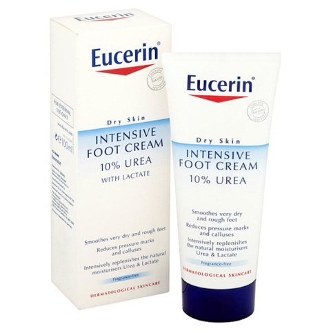 Eucerin® Dry Skin Intensive Fußcreme (100ml)