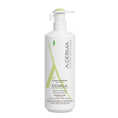 A-Derma Exomega Emollient Cream (400ml)