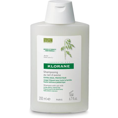 KLORANE Oatmilk Shampoo (200ml)