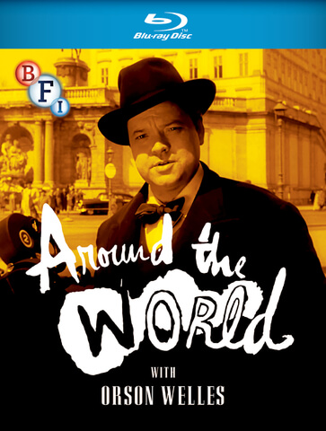Around The World With Orson Welles