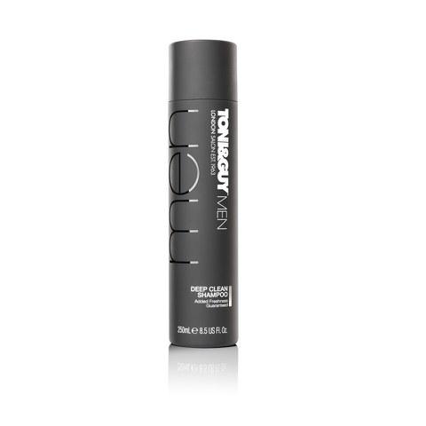Toni & Guy Men's Deep Clean Shampoo (250ml)