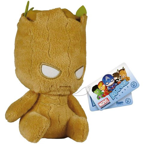 Mopeez Marvel Guardians of the Galaxy Groot