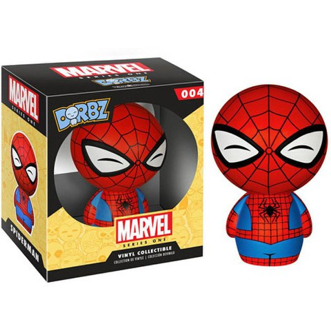 Marvel Spider-Man Vinyl Sugar Dorbz