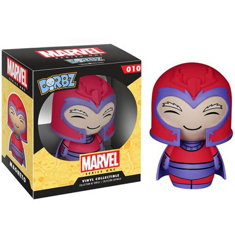 Marvel X-Men Magneto Vinyl Sugar Dorbz Figur