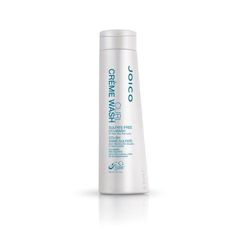 Joico Curl Crème Wash Sulfate-Free Co+Wash for Soft, Frizz Free Curls (300ml)