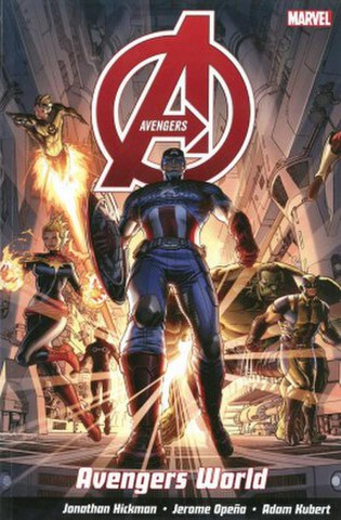 Avengers: Avengers World Graphic Novel