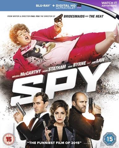 Spy (Includes UltraViolet Copy)