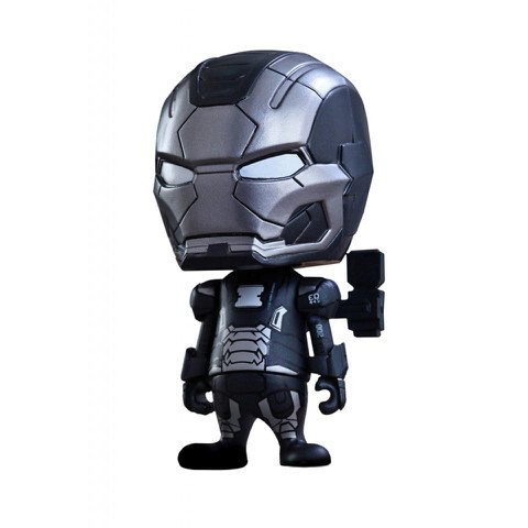 Hot Toys Marvel Avengers Age of Ultron Series 2 War Machine Mark II Cosbaby Collectible Action Figure