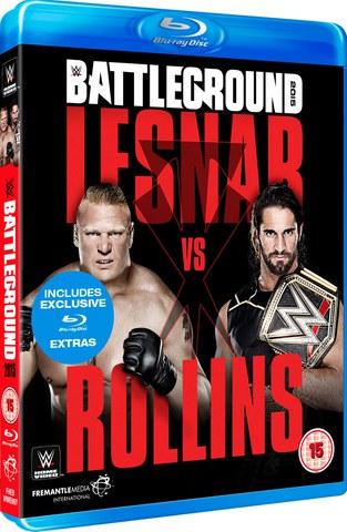 WWE: Battleground 2015