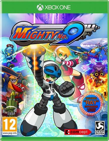 Mighty No.9