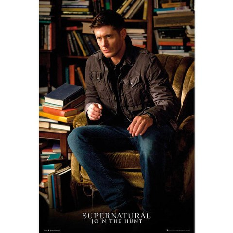 Supernatural Dean Solo - 24 x 36 Inches Maxi Poster