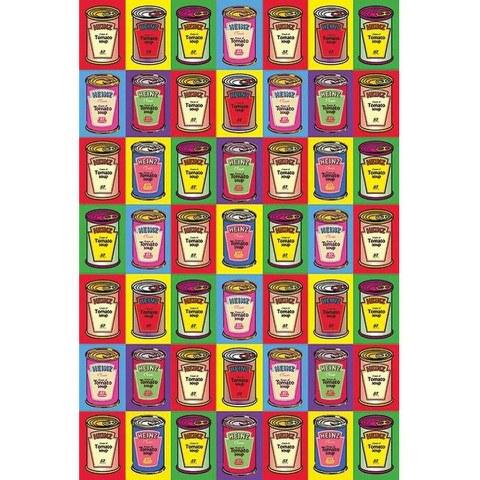 Heinz Tomato Soup Pop Art - 24 x 36 Inches Maxi Poster