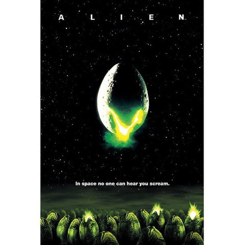 Alien - 24 x 36 Inches Maxi Poster