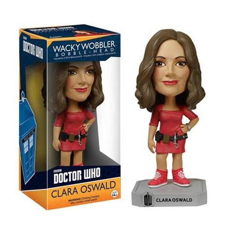 Doctor Who Clara Oswald Bobble Head