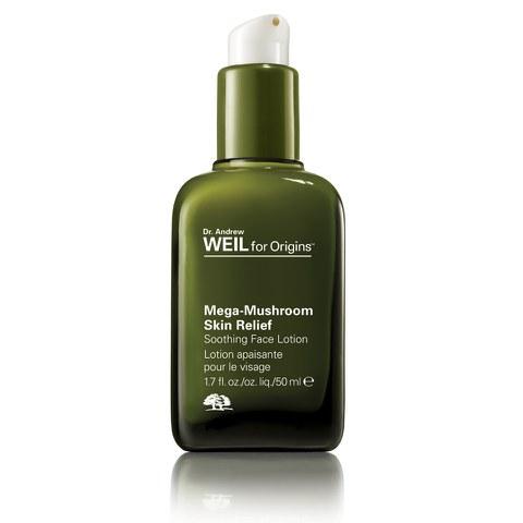 Origins Dr. Andrew Weil for Origins Mega-Mushroom Skin Relief Soothing Face Lotion 50ml