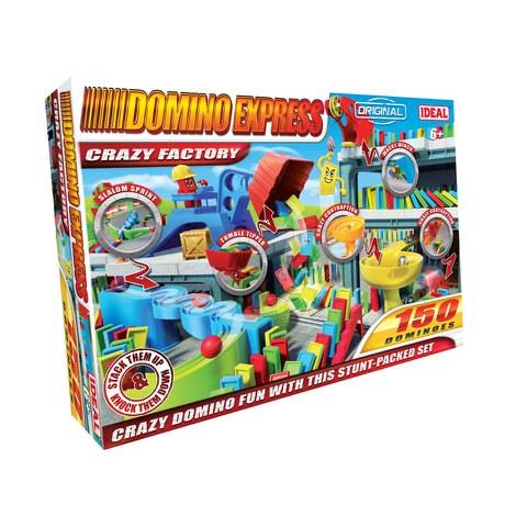John Adams Domino Express Crazy Factory Game