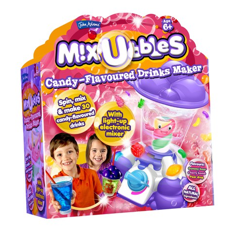 John Adams Mix Ubbles Drinks Maker