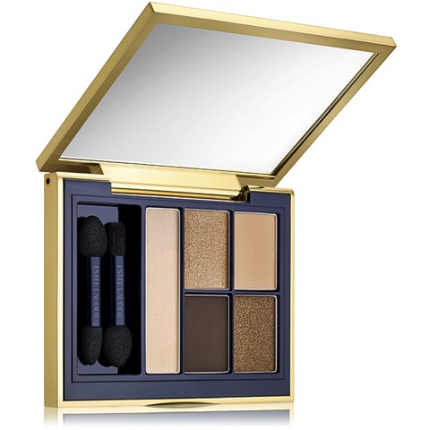 Estée Lauder Pure Color Envy Sculpting Eyeshadow 5-Color Palette 7g in Defiant Nude