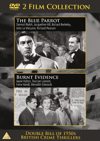 The Blue Parrot / Burnt Evidence