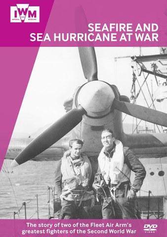 Seafire And Sea Hurricane At War