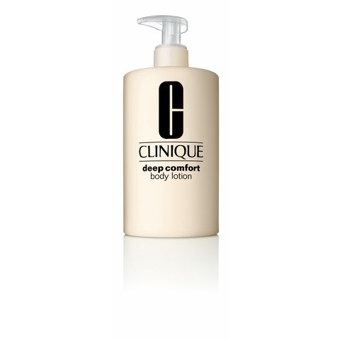 Clinique Deep Comfort Body Lotion 400ml with Pump