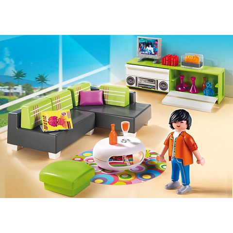 Playmobil Modern Living Room (5584)