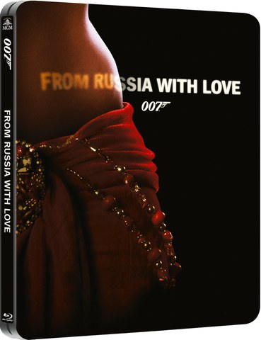 From Russia With Love - Zavvi Exclusive Limited Edition Steelbook