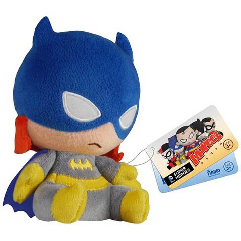 DC Comics Mopeez Plüschfigur Batgirl