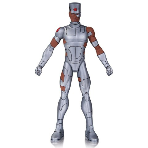 DC Collectibles DC Comics Teen Titans Earth One Cyborg Action Figure