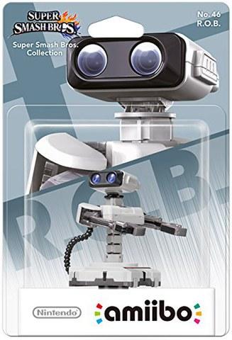 amiibo Smash R.O.B