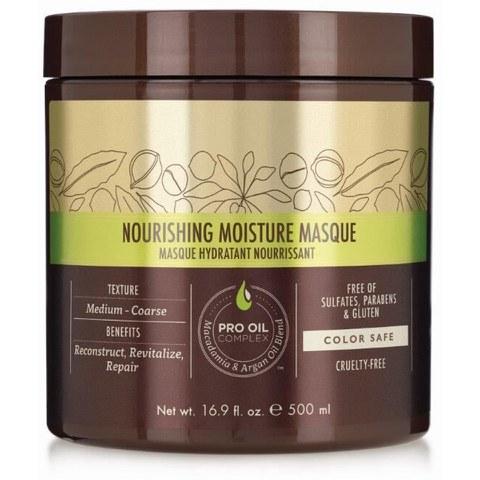 Macadamia Nourishing Moisture Masque (500ml)
