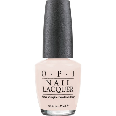 OPI Soft Shades Nail Lacquer - Bubble Bath (15ml)