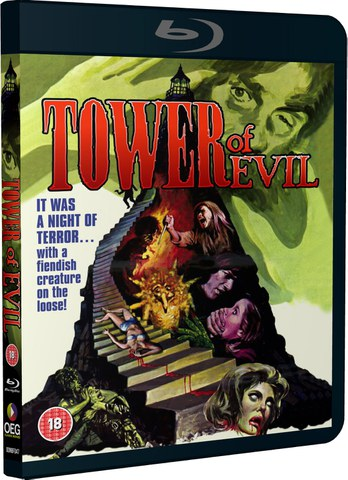 Tower of Evil (Blu-ray)