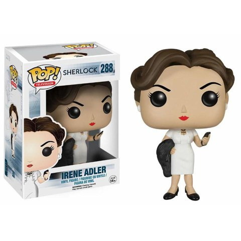 Sherlock Irene Adler Pop! Vinyl Figure