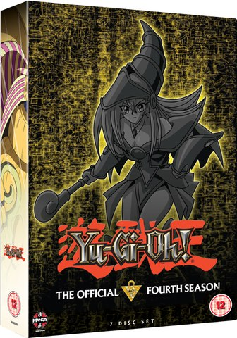 Yu-Gi-Oh! - Season 4 The Official Fourth Season