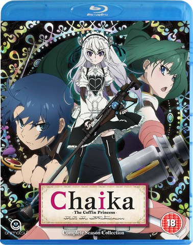 Coffin Princess Chaika - Complete Season Collection