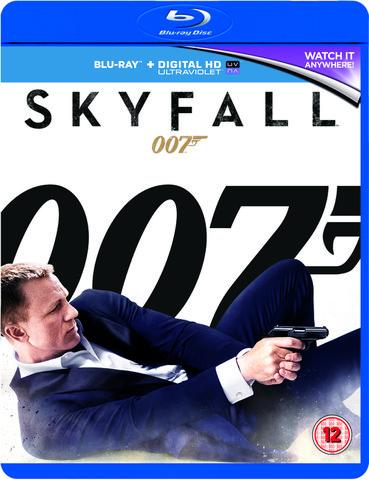 Skyfall (Includes HD UltraViolet Copy)
