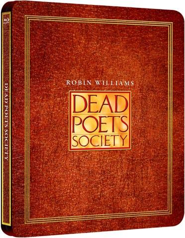 Dead Poets Society - Zavvi exklusives (UK Edition) Limited Edition Steelbook