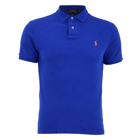 Polo Ralph Lauren Men's Slim Fit Polo Shirt - Logan Sapphire