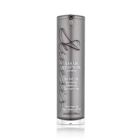 Crema Hidratante Concentrada Antienvejecimiento con FPS15 Sarah Chapman Skinesis Dynamic Defense (40ml)