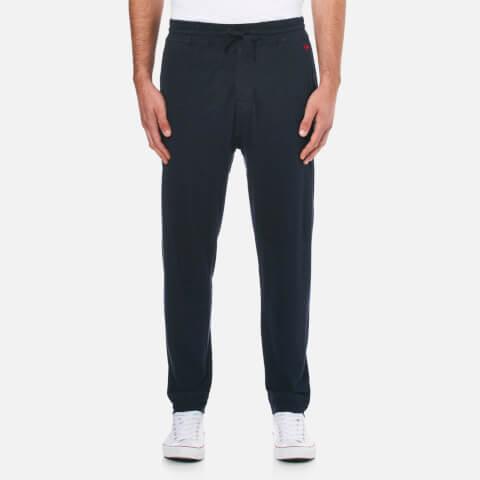 Wolsey Men's Fine Wool Blend Lounge Pant - Navy