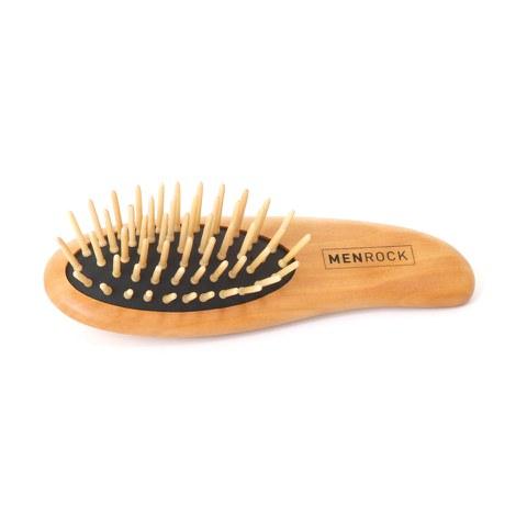 Men Rock Beard Brush