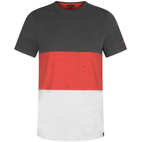 Animal Men's Jonas Cut & Sew T-Shirt - Asphalt Grey