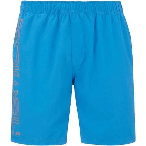 Animal Men's Belos Elasticated Waist Swim Shorts - Kingfisher Blue