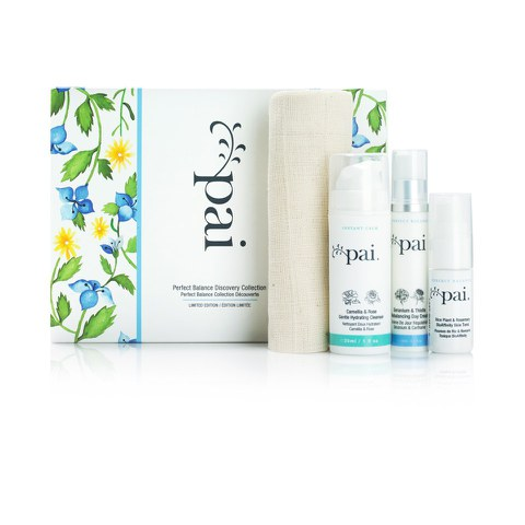 Pai Skincare Perfect Balance Discovery Collection - Christmas (Worth £24.80)
